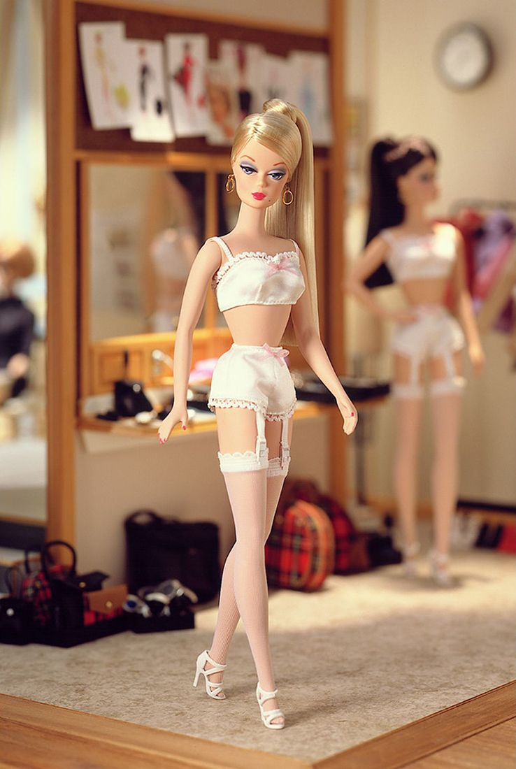 The Lingerie Barbie #1 2000