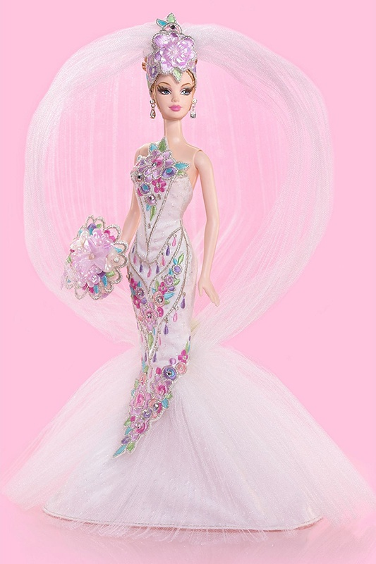промо-фото Couture Confection Bride Barbie by Bob Mackie