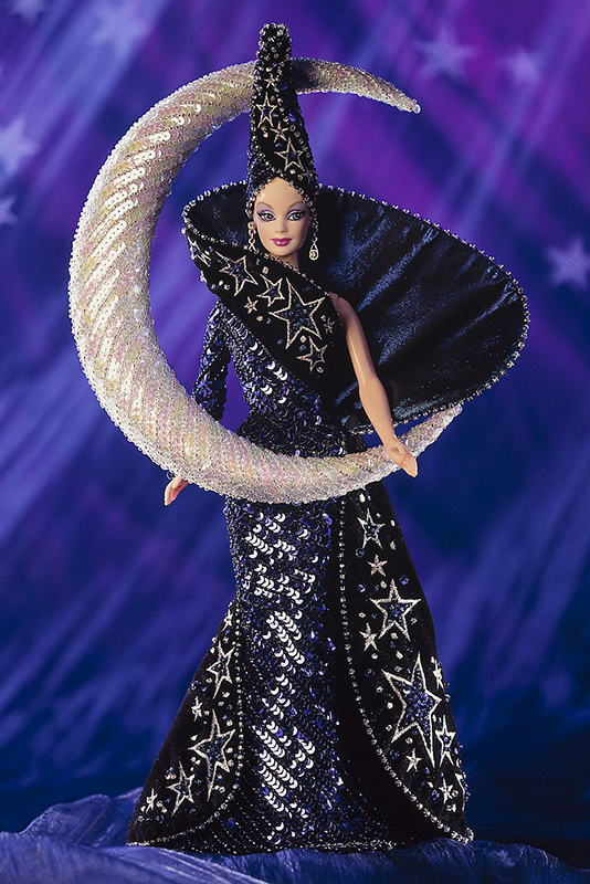 промо-фото Bob Mackie Moon Goddess Barbie