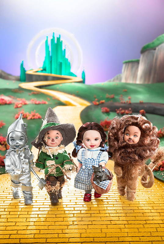 промо-фото Kelly Doll and Friends - The Wizard of Oz Giftset