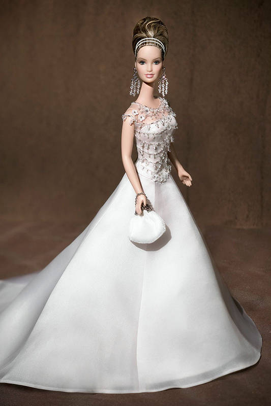 промо-фото Badgley Mischka Bride Barbie