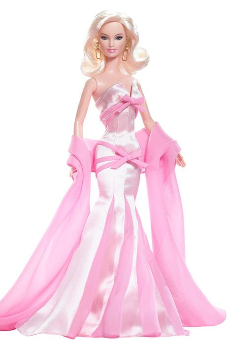 Citrus Obsession Barbie (Pink Dress)