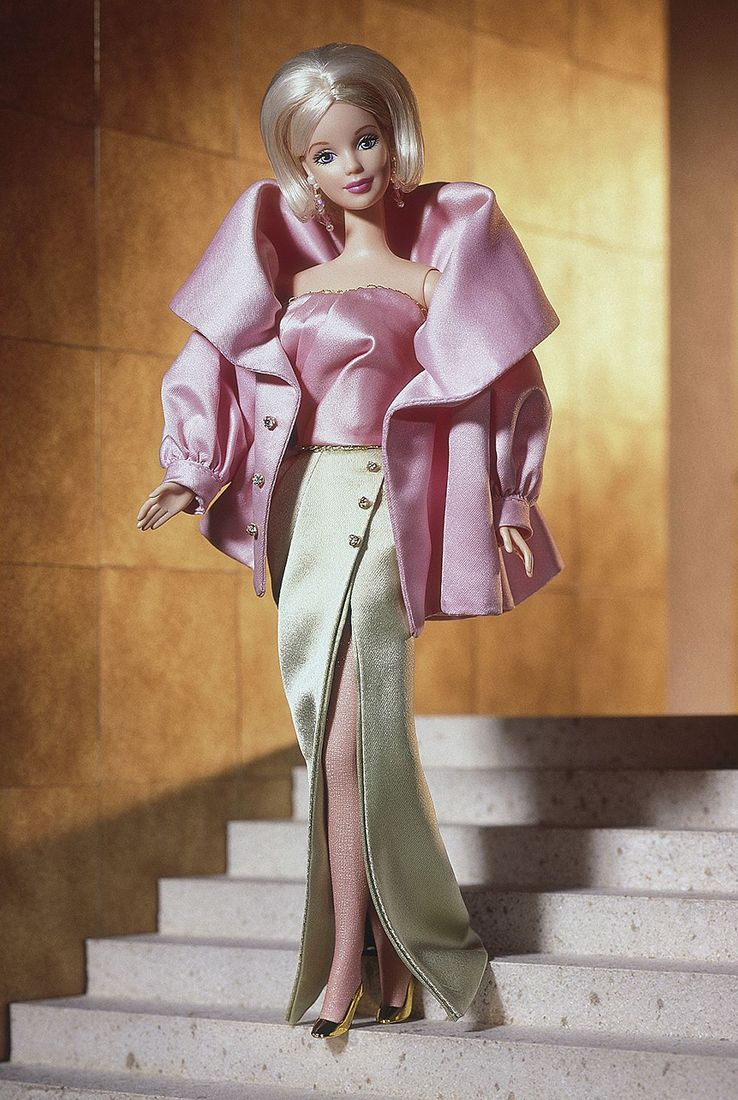 Evening Sophisticate Barbie 1998
