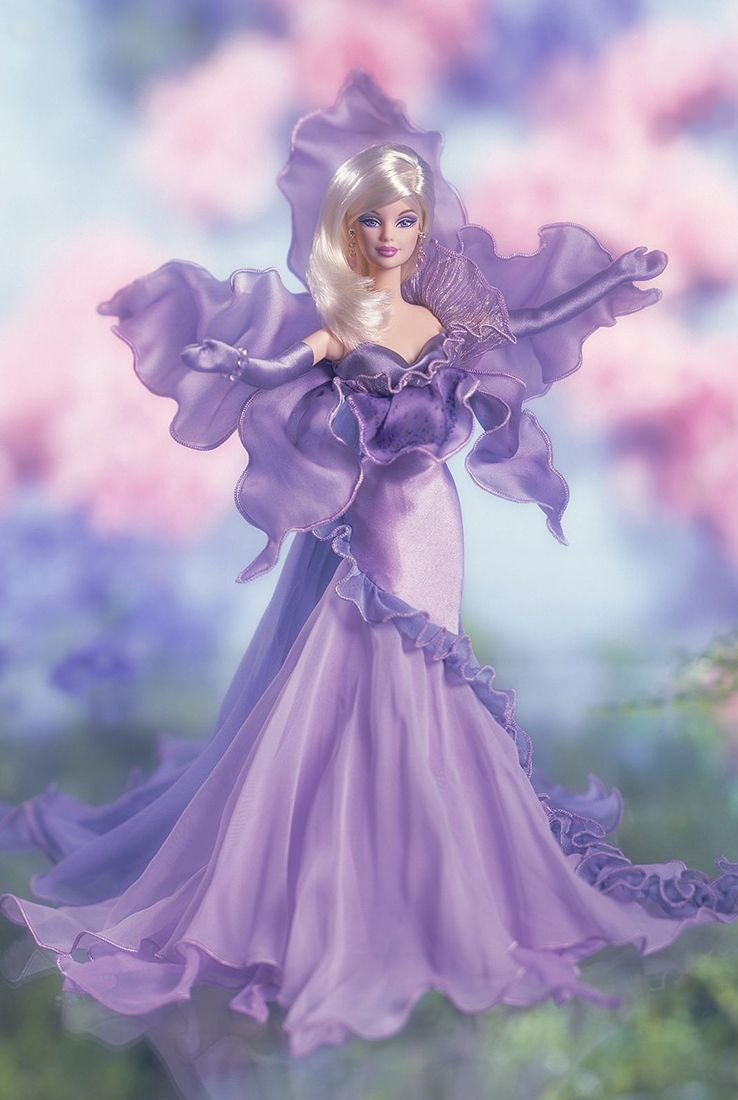 The Orchid Barbie 2001