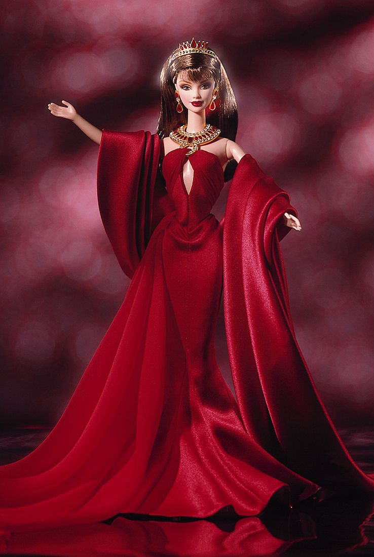 Countess of Rubies Barbie 2001