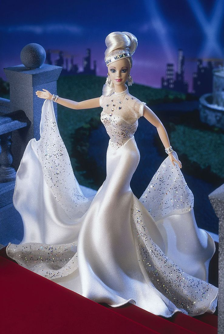 Starlight Dance Barbie 1996