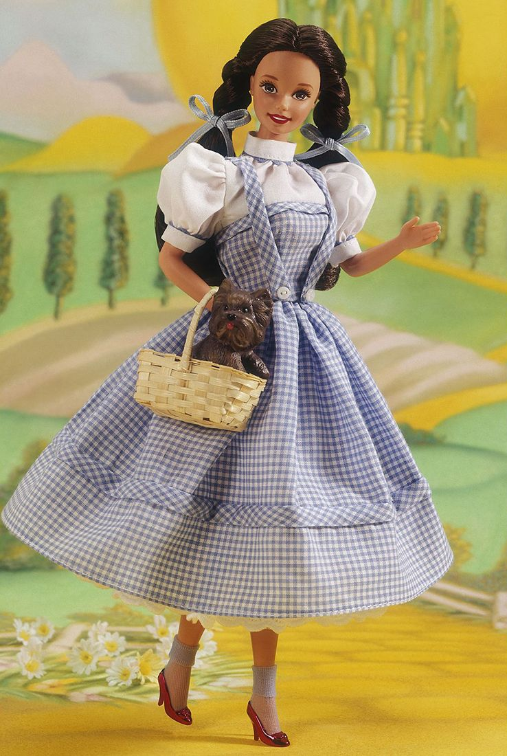 Barbie as Dorothy 1995