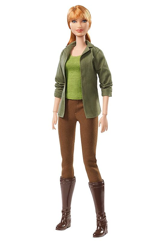 Barbie Jurassic World Claire