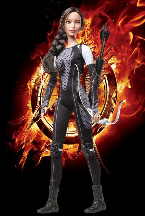 промо-фото The Hunger Games: Catching Fire Katniss Doll 2013