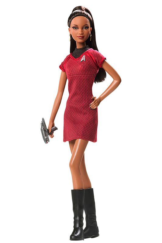 промо-фото Barbie as Lt. Uhura