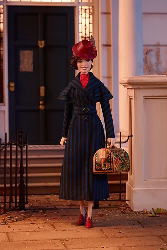 Disney Mary Poppins Arrives Barbie