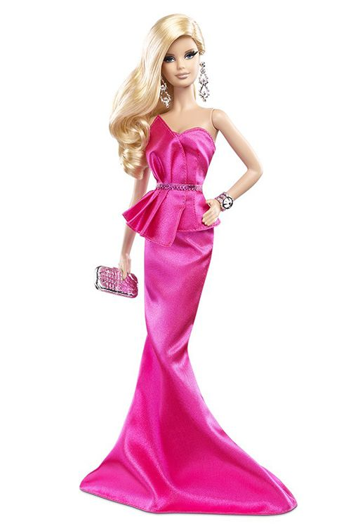 промо-фото Red Carpet Barbie Pink Gown