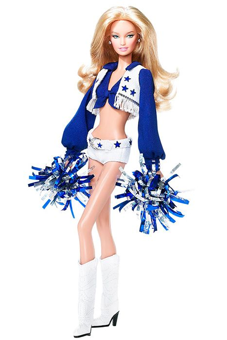промо-фото Dallas Cowboys Cheerleaders Barbie