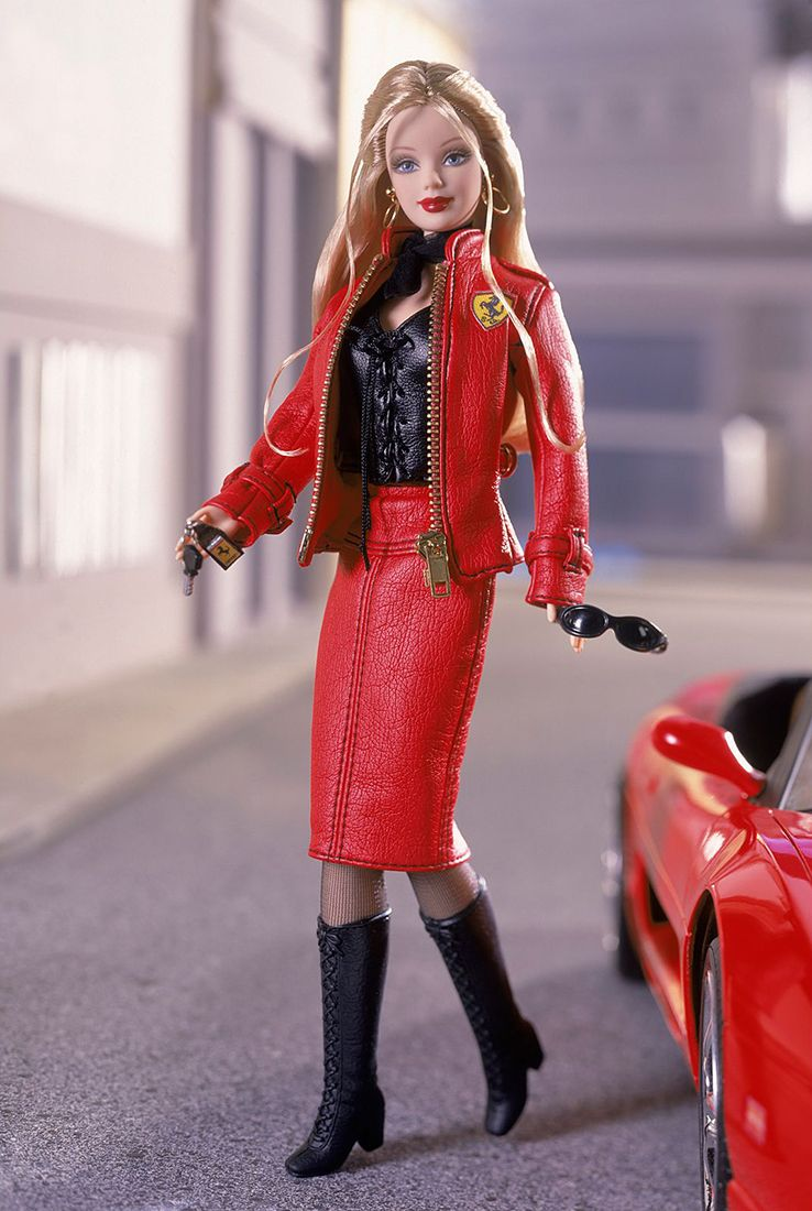 Ferrari Barbie #2 2001