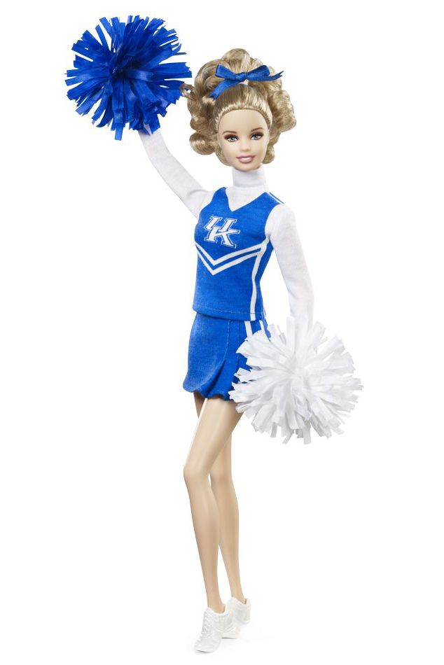 University of Kentucky Barbie 2013
