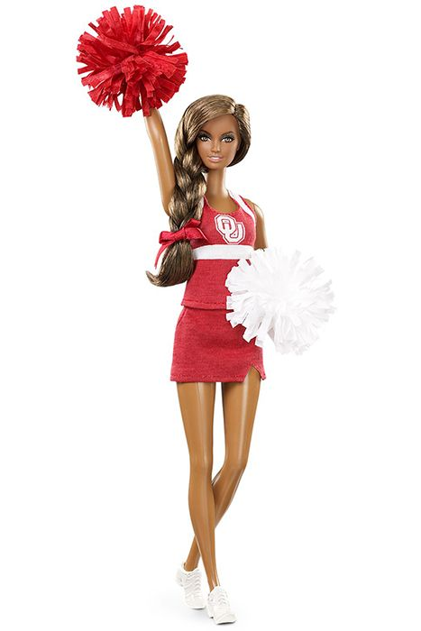 промо-фото University of Oklahoma AA Barbie