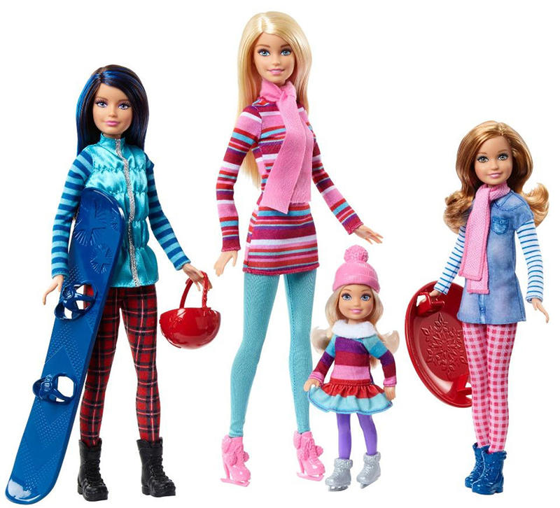 промо-фото Winter Getaway Fashion Dolls Set