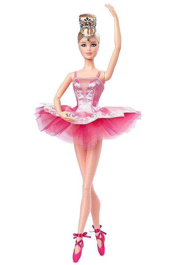 Ballet Wishes Barbie Doll 2019