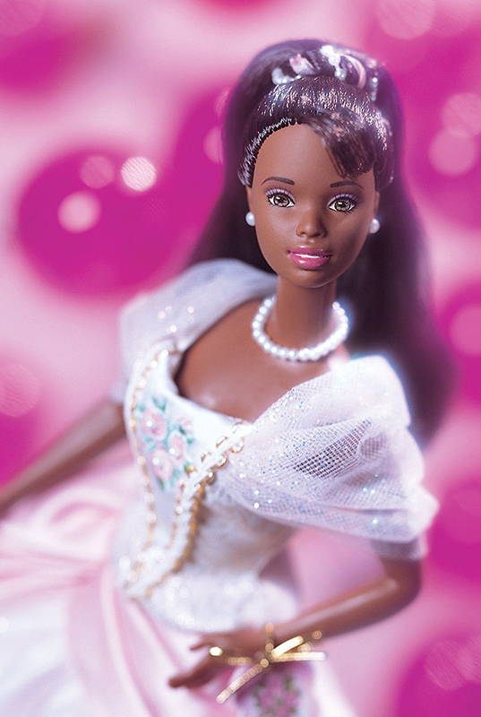 промо-фото Birthday Wishes African-American Barbie 1999