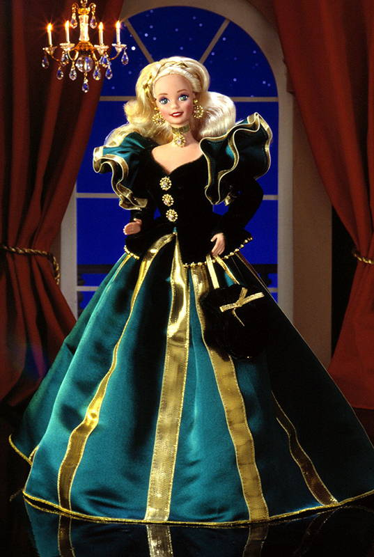 Evergreen Princess Barbie 1994