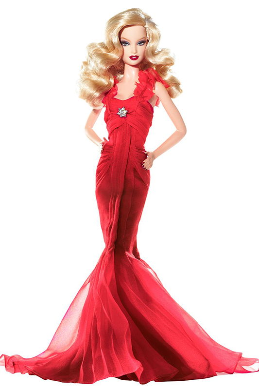 промо-фото Go Red For Women Barbie