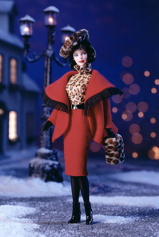 Winter in Montreal Barbie 1999