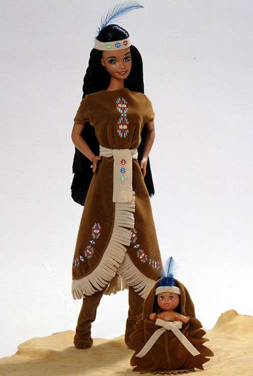 промо-фото American Indian Barbie