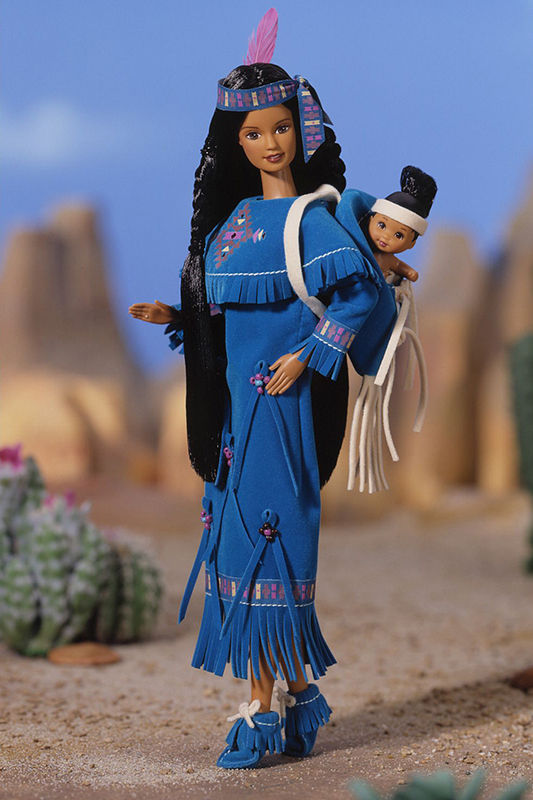 промо-фото American Indian Barbie 2nd Edition
